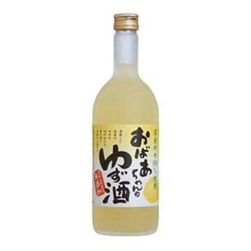 おすすめゆず酒1