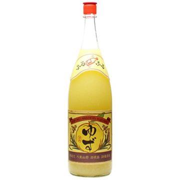 おすすめゆず酒5