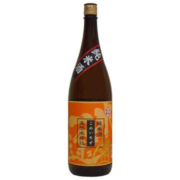 熱燗に合う日本酒ランキング6
