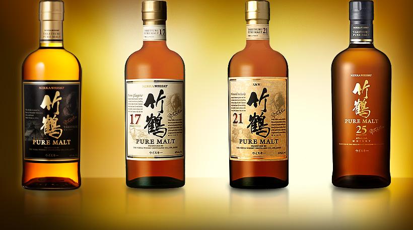 人気ウイスキー「竹鶴ピュアモルト」年数別の評価とおすすめの飲み方