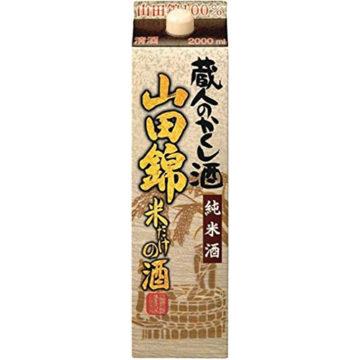 紙パック日本酒おすすめランキング9