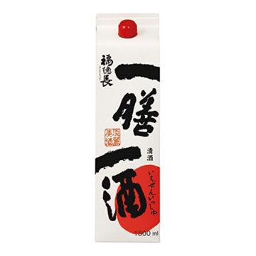 コスパが良いヒレ酒に合う日本酒1