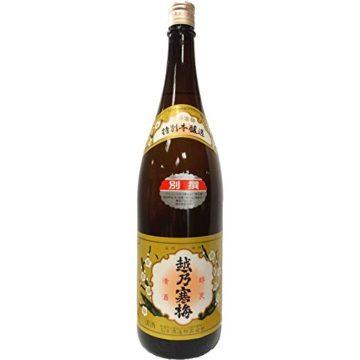 ヒレ酒に合う日本酒こだわり銘柄6