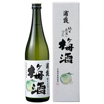 日本酒ベースの梅酒5