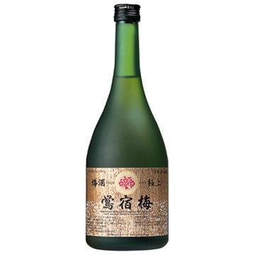 おすすめ鶯宿梅梅酒1