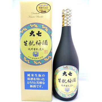 日本酒ベースの梅酒8