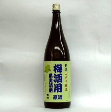 おすすめ梅酒用日本酒6