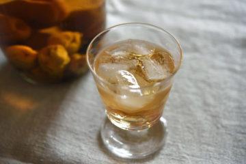 ウォッカ梅酒