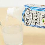 ソルティライチ原液と酒の組み合わせがヤバい!【おすすめレシピ集】