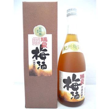 おすすめ泡盛梅酒7