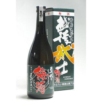 日本酒ベースの梅酒6