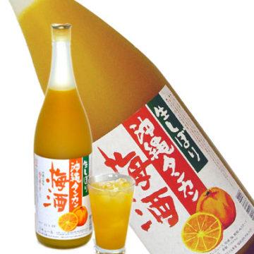 おすすめ泡盛梅酒3