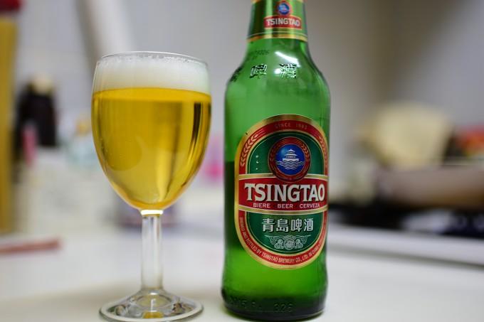 青島ビールの味