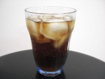 養命酒のコーラ割り