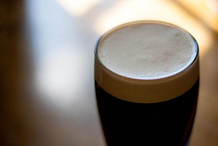 黒ビールの味