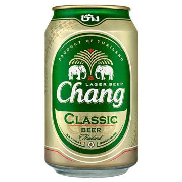 チャーンビールの味