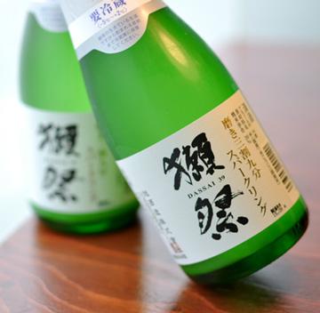日本酒 獺祭の味の違い