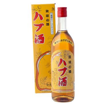 ハブ酒の味1