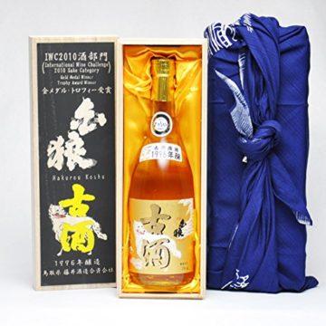 プレゼントにおすすめな1万円以上の高級日本酒3