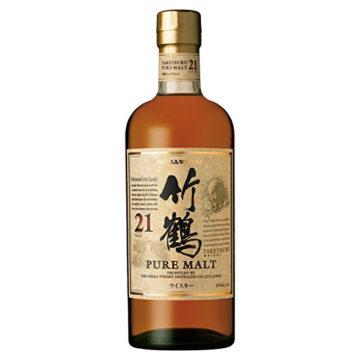 おすすめ高級ジャパニーズウイスキー3