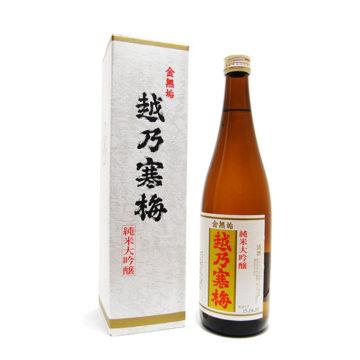 プレゼントにおすすめな5000円クラスの高級日本酒4