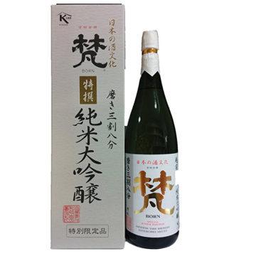 辛口の高級おすすめ日本酒6