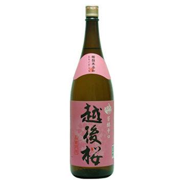 新潟のおすすめ辛口日本酒1