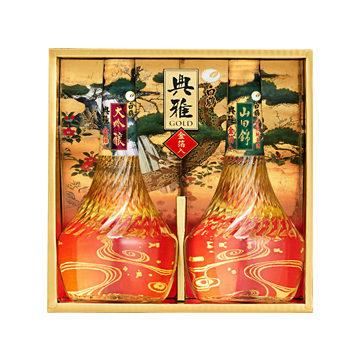 おいしい金箔入り日本酒6