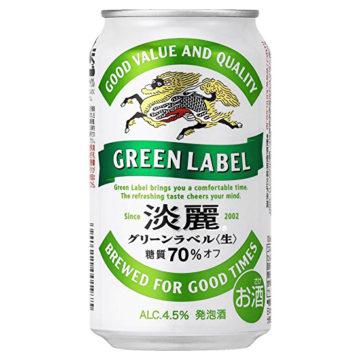 糖質オフビール-ランキング5