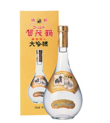 おいしい金箔入り日本酒5