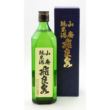 秋田県の辛口日本酒4