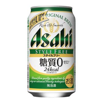 糖質ゼロのビール・発泡酒6