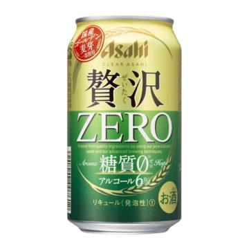 糖質ゼロのビール・発泡酒5