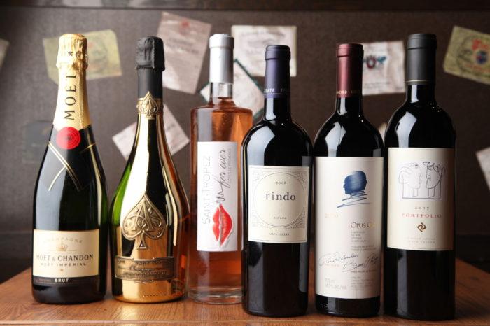 年代物のヴィンテージワイン通販1