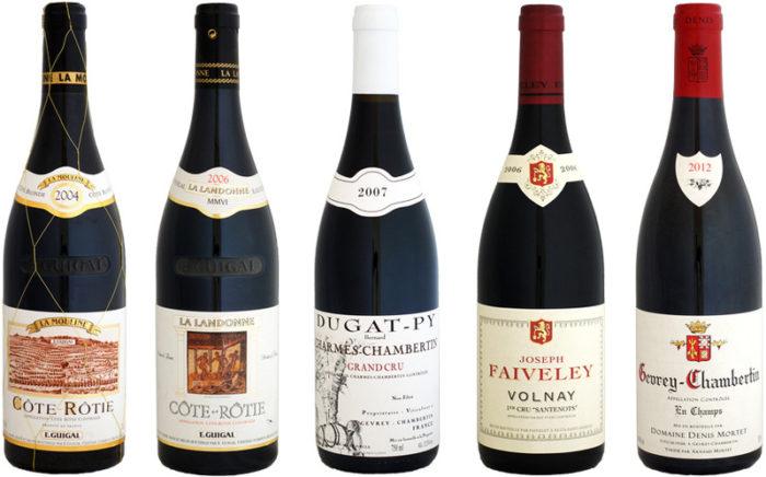 年代物のヴィンテージワイン通販6