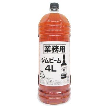 大容量4lのおすすめウイスキー4