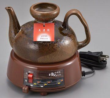 電気式の家庭用卓上おすすめ酒燗器4