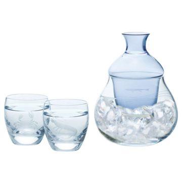 プレゼントにおすすめ冷酒グラスセット3
