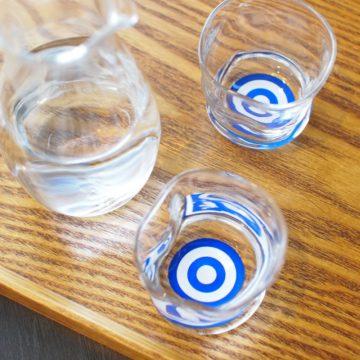 プレゼントにおすすめ冷酒グラスセット1