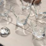 glasscalico グラスキャリコ ハンドメイド ガラス酒器