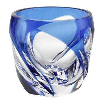 おしゃれな高級冷酒グラス2