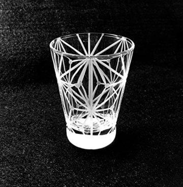 おしゃれな高級冷酒グラス4