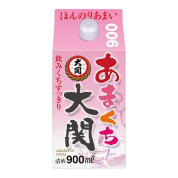安くて美味しい甘口紙パック日本酒3