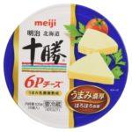 明治 明治北海道十勝6Pチーズ 100g