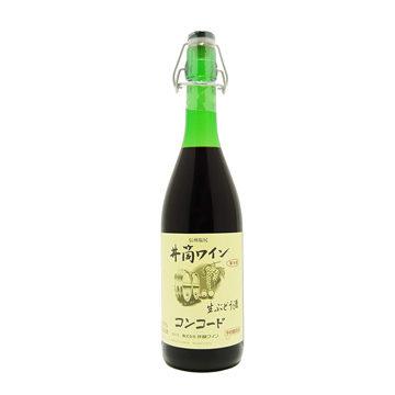 やや甘口赤ワイン