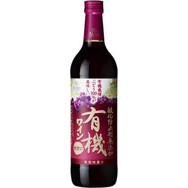 料理用甘口赤ワイン