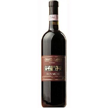 キャンティの赤ワイン