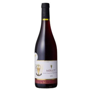 お手頃値段のメルロー赤ワイン