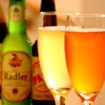 簡単ですぐ作れる!お手軽で「飲みやすいおすすめビールカクテル」