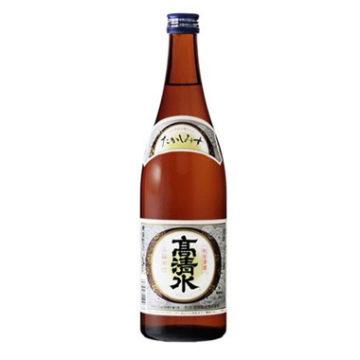 秋田辛口日本酒